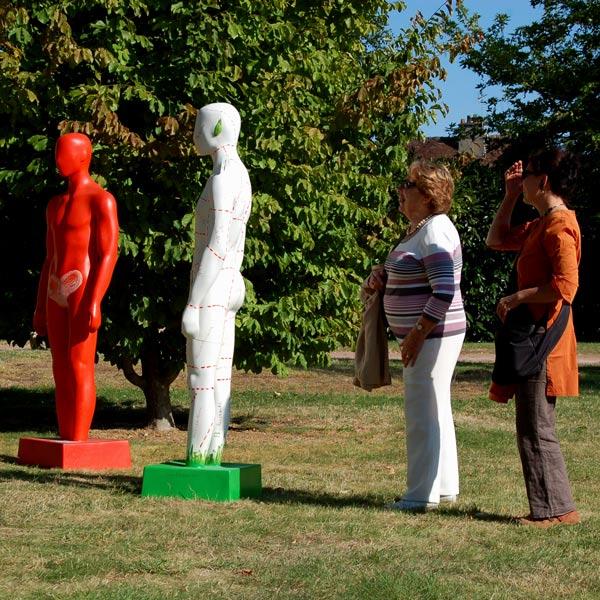 Sculptures hommes T