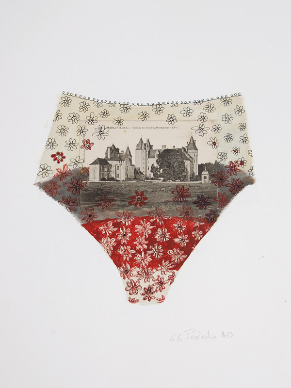 Culotte Seuilly