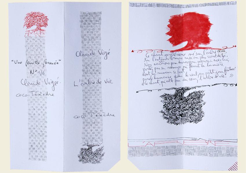 Livre pauvre avec Claude-Vigée-2010
