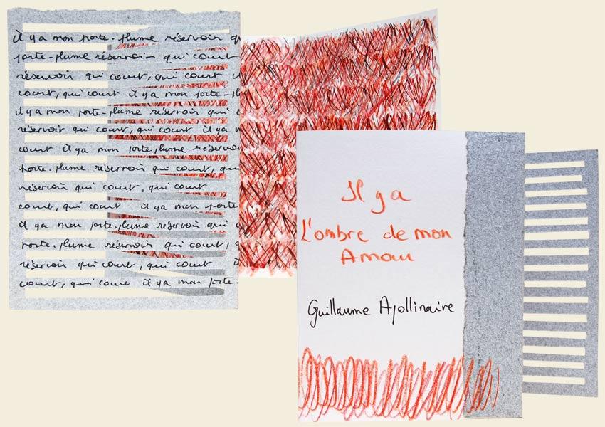 Livre pauvre avec Guillaume-Appolinaire