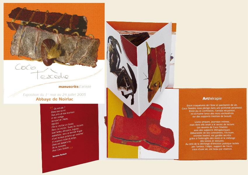 Catalogue d'exposition Abbaye de Noirlac