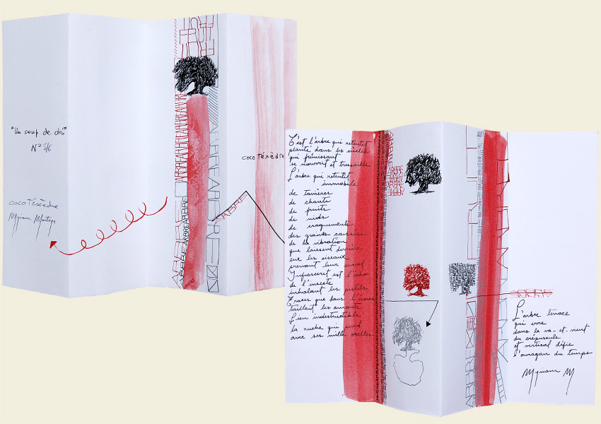 Livre pauvre avec Myriam-Montoya 2010