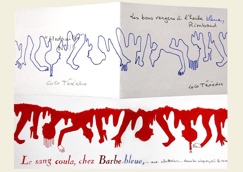 Livre pauvre avec Arthur Rimbaud