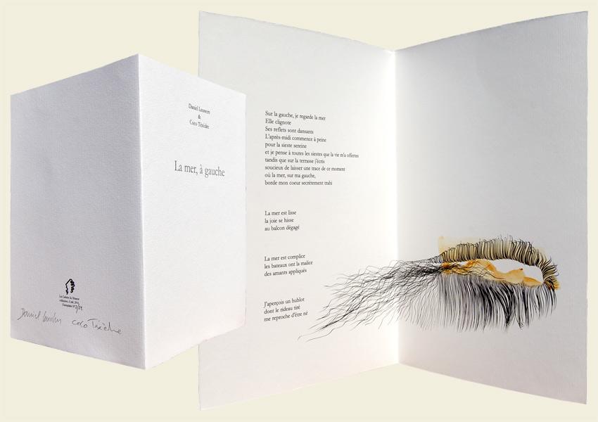 La mer à gauche-Les cahiers du museur 2014