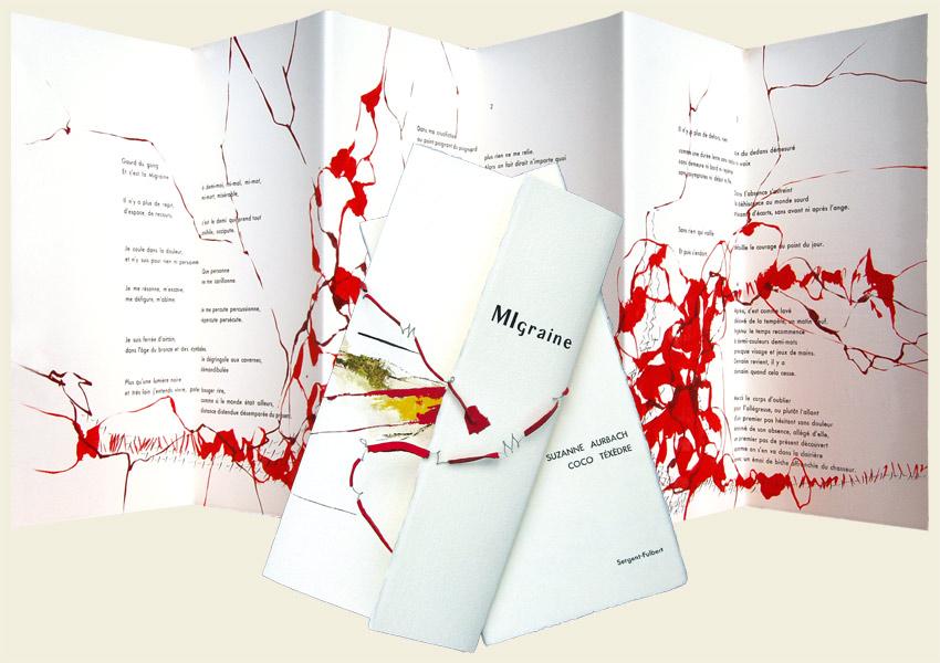 Petite édition Migraine de Suzanne Aurbach