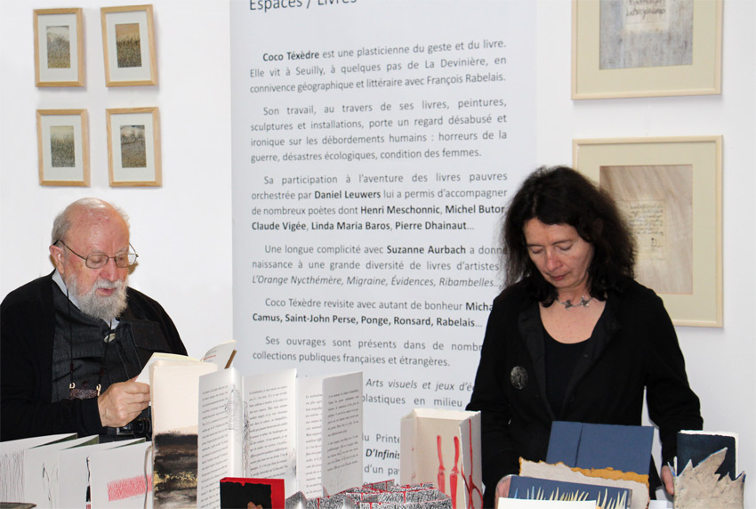 Michel Butor & Coco Téxèdre